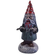 ZOMBIE GARDEN #DECORATION EVIL UNDEAD GNOME HALLOWEEN HORROR FANCY DRESS