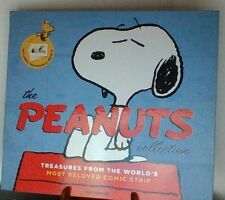 SNOOPY THE PEANUTS COLLECTION BOOK  WITH BOX COVER