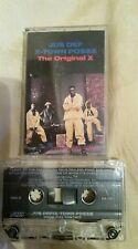 Jus Def x town posse original x cassette album rare