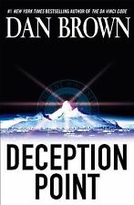 Deception Point by Dan Brown (2003, Hardcover)