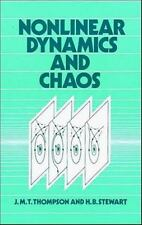 Nonlinear Dynamics and Chaos: Geometrical Methods for Engineers and Scientists