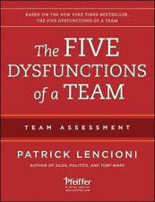 The Five Dysfunctions of a Team: Team Assessment von Patrick M. Lencioni...
