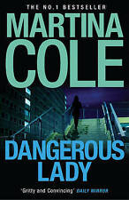 Dangerous Lady, Cole, Martina Paperback Book
