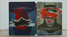 Batman V Superman: Dawn of Justice - Ultimate Edition (STEELBOOK) FREE SHIPPING.