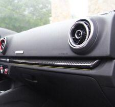 Pinalloy KARBON Dekorleisten Interieur Leisten carbon Trim Audi A3 S3 8V 12-16