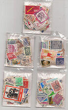 100 DIFFERENT WORLDWIDE MIXED SMALL STAMPS {PACKET ITEM}~USED [100+SOLD ALREADY]