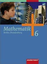 Mathematik - Ausgabe 2004 für das 5. und 6. Schuljahr in Berlin und Brandenburg: