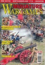 Miniature Wargames Magazine #258 MINT November 2004