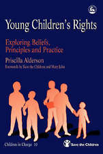 Young Children's Rights: Exploring Beliefs, Principles and Practice-ExLibrary