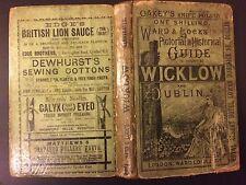 Early Ward Lock Guide Wicklow & Dublin 1889