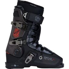 2014 Full Tilt Konflict Black 26.5 Men's Ski Boots