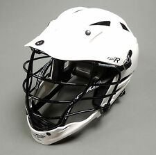 NEW Cascade Lacrosse CPX-R One Size Fits All White Lax Helmet (Retails $239.99)