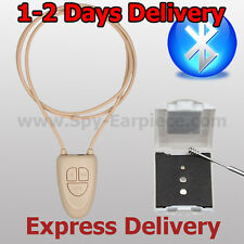 Nano Spy Earpiece Invisible GSM Inductive Neckloop Small Bluetooth Wireless Bug