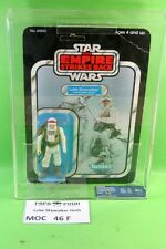 #MOC46F - SW VINTAGE ORIGINAL KENNER LUKE SKYWALKER HOTH - 2 ESB BACK 48A UKG 80