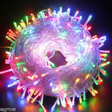 50M 250 LED Christmas Wedding Xmas Party Outdoor Decor Fairy String Light L