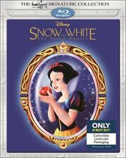 SNOW WHITE SEVEN DWARFS LENTICULAR SLIPCOVER  BEST BUY EXCL DISNEY for BLURAY