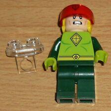 Lego Batman die Figur Kite Man + 2 Gesichter