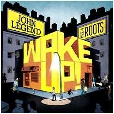 JOHN LEGEND & THE ROOTS - WAKE UP!  CD  12 TRACKS HIPHOP/RAP/DANCE/POP  NEU