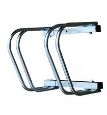 Wall Mounting Galvanised Twin Bike Rack
