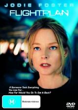 Flightplan (DVD, 2005) = JODIE FOSTER.= SEALED