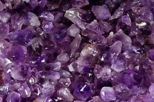 Wholesale Lot - 55 Pounds of 'AA' Grade Amethyst Rough