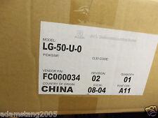 New AFL Telecommunications Sealed Fiber Optic Splice Closure LG-50-U-0