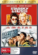 Starsky & Hutch + Jay and Silent Bob Strike Back - 2 Movie - 2 Disc Set - DVD R4