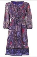 BNWT Phase Eight /8 Cynthia Paisley Dress Size 12 Multi RRP £85