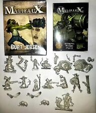 Malifaux - Outcasts - Mostly Metal - Gremlins Crew