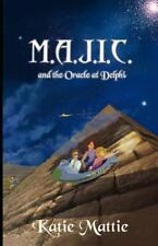 M.A.J.I.C. and the Oracle at Delphi (Volume 1)-ExLibrary