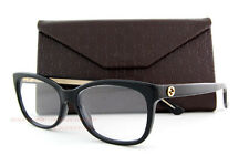 Brand New GUCCI Eyeglass Frames 3822 Y6C Black For Men Women