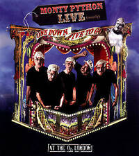 Monty Python Live (Mostly) One Down Five To Go At The O2, London DVD Brand New