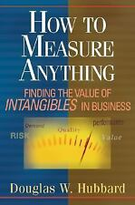 "How to Measure Anything: Finding the Value of ""Intangibles"" in-ExLibrary"