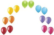 Rainbow Colored (14) My Little Pony Oz Birthday Party Latex Decoration Balloons