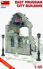 MODEL KIT  MIN35501 - Miniart 1:35 - East Prussian City Building