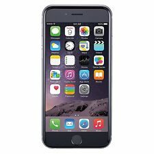 Apple iPhone 6 Black 16GB Factory Unlocked 4G Smartphone Boxed Sealed New