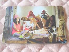 (ver. Group) f(x) FX 2nd Album Pink Tape Rum Pum Pum Pum Photocard SM K-POP