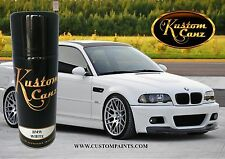 AEROSOL CAN OF BMW WHITE. MOTORCYCLE, AUTOMOTIVE, HOT ROD, GUITAR, PPG
