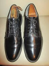 Bates 968-B Mens Military Dress Oxford Black Leather Shoe Size 11 D