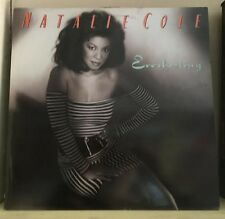 NATALIE COLE Everlasting 1987  UK  vinyl LP EXCELLENT CONDITION