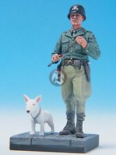 Legend 1/35 US General George S. Patton & his dog Willie Vignette w/Base LF0086