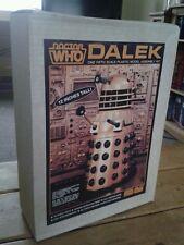 DOCTOR DR WHO vintage sealed sevans DALEK 1/5 scale model kit