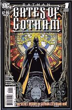BATMAN GATES OF GOTHAM #1, 2, 3, 4, & 5 / SECRET HISTORY OF GOTHAM / DC COMICS