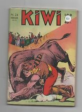 KIWI n°24 - Août 1957 - Superbe état