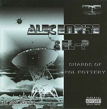 NEW - Shards of Pol Pottery by Alec Empire & El-P