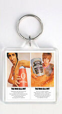THE WHO SELL OUT 1967 LP COVER KEYRING LLAVERO