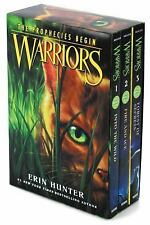Warriors the Prophecies Begin: Warriors : Into the Wild, Fire and Ice, Forest...