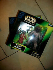 STAR WARS THE POWER OF THE FORCE KABE & MUFTAK W WEAPONS