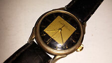 unique DIAL croton nivada grenchen watch runs 4U2FIX