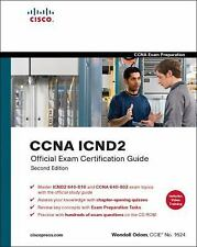 CCNA ICND2 Official Exam Certification Guide (CCNA Exams 640-816 and 640-802) (2